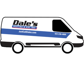 Dale's Heating & Air, Inc. promises our techs will arrive on time to fix your Heat Pump in Chattanooga TN.