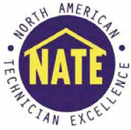 For your Furnace repair in Ooltewah TN, trust a NATE certified contractor.