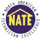 For your AC repair in Ooltewah TN, trust a NATE certified contractor.
