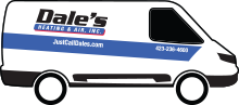 For a quote on  Heat Pump installation or repair in Cleveland TN, call Dale's Heating & Air, Inc.!